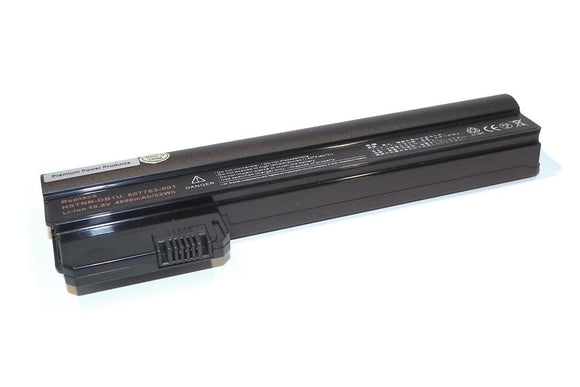 Replacement Notebook Battery for HP 607762-001 10.8 Volt Li-ion Laptop Battery (2200mAh / 26Wh)