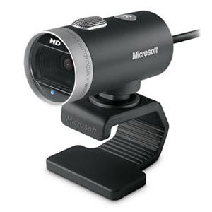 Microsoft LifeCam 6CH-00001 Webcam - USB 2.0 Microsoft LifeCam Cinema for Business Win USB Port NSC Euro/APAC 1 License 60 Hz...Aluminum body. Ships in a brown corrugated box as a single unit and is not intended for retail shelf display.