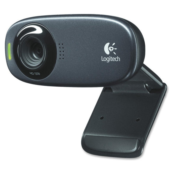 Logitech C310 Webcam - USB 2.0 1280 x 720 Video