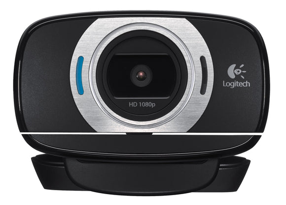 Logitech C615 Webcam - USB 2.0 8 Megapixel Interpolated - 1920 x 1080 Video - Auto-focus - Widescreen - Microphone