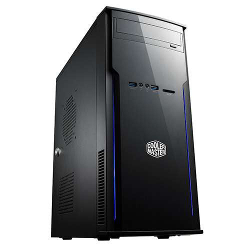 Intel Core i7-3770K 3.5GHz CPU/Gigabyte GA-Z77-DS3H ATX MB/4GB DDR3 1600 Patriot Viper Xtreme Memory/Cooler Master Elite 241 Desktop MidTower Case w/550W PSU Barebones