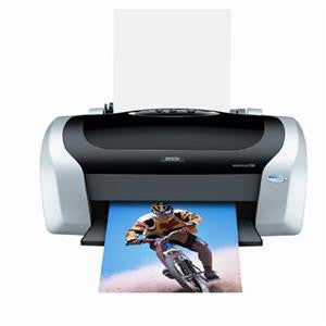 Epson Stylus C88+ Inkjet Printer Color - 23 ppm Mono - 14 ppm Color - 5760 x 1440 dpi - USB, Parallel - PC, Mac