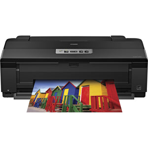 Epson Artisan 1430 Inkjet Printer - Color - 5760 x 1440 dpi Print - Photo/Disc Print - Desktop 2.8 ppm Mono Print / 2.8 ppm Color Print (ISO) - 46 Second Photo - 120 sheets Input - Wireless LAN - USB - PictBridge