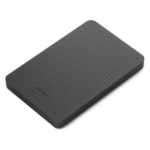 "Buffalo MiniStation HD-PCF500U3B 500 GB 2.5"" External Hard Drive USB 3.0 - SATA - Portable - 1 Pack"
