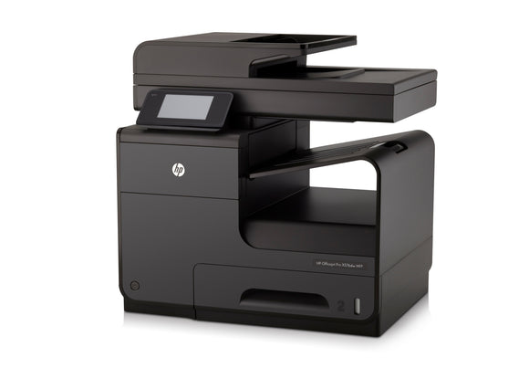HP Officejet Pro X576 X576DW Inkjet Multifunction Printer - Color - Plain Paper Print - Desktop Copier/Fax/Printer/Scanner - 70 ppm Mono/70 ppm Color Print - 40 ppm Mono/40 ppm Color Print (ISO) - 2400 x 1200 dpi Print - 70 cpm Mono/70 cpm Color Copy - To