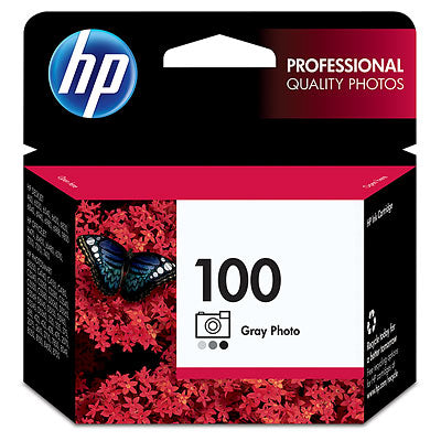100 Gray Inkjet Print Cartridge