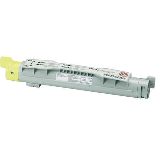 Toner cartridge yellow 6 pages