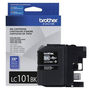 Brother Ink Cartridge Black Inkjet - Standard Yield - 300 Page