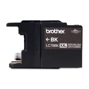 Brother LC79BKS Ink Cartridge Inkjet - 2400 Page - 1 Each