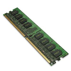 PNY Optima 2GB DDR2 SDRAM Memory Module 2GB (1 x 2GB) - 800MHz DDR2-800/PC2-6400 - Non-ECC - DDR2 SDRAM - 240-pin DIMM