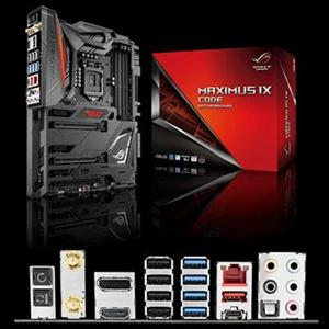 ROG Maximus IX Code Desktop Motherboard - Intel Chipset - Socket H4 LGA-1151