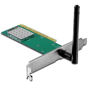 TRENDnet TEW-703PI IEEE 802.11n PCI - Wi-Fi Adapter 150 Mbps - Internal
