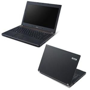 "Acer TravelMate TMP643-M-33114G32Mikk 14"" LED (ComfyView) Notebook - Intel Core i3 i3-3110M 2.40 GHz 4 GB RAM - 320 GB HDD - DVD-Writer - Intel HD 4000 Graphics - Windows 7 Professional 64-bit - 1366 x 768 Display - Bluetooth"