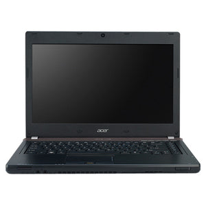 "Acer TravelMate TMP643-M-53214G50Mikk 14"" LED (ComfyView) Notebook - Intel Core i5 i5-3210M 2.50 GHz 4 GB RAM - 500 GB HDD - DVD-Writer - Intel HD 4000 Graphics - Windows 7 Professional 64-bit - 1366 x 768 Display - Bluetooth"