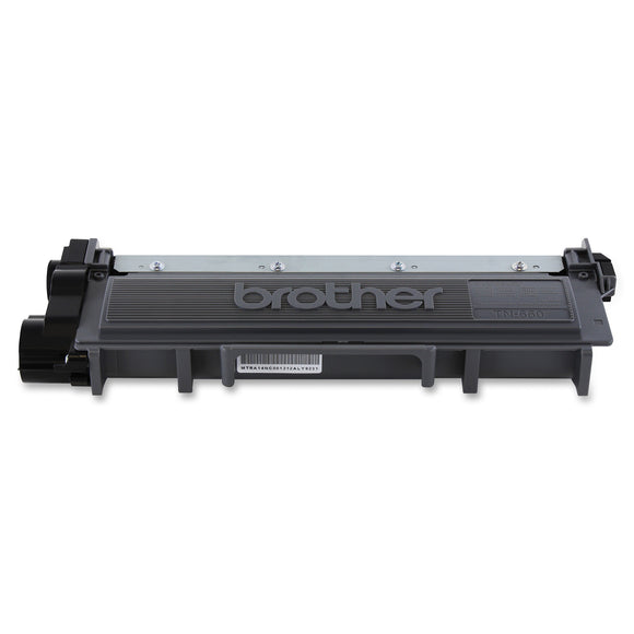 Brother TN660 Toner Cartridge - Black Laser - High Yield - 2600 Page - 1 Each Each