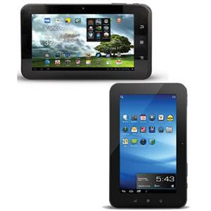 "Trio Stealth Pro 4 GB Tablet - 7"" - Wireless LAN - ARM Cortex A8 A10 1.20 GHz - Black 512 MB RAM - Android 4.0 Ice Cream Sandwich - 800 x 480"