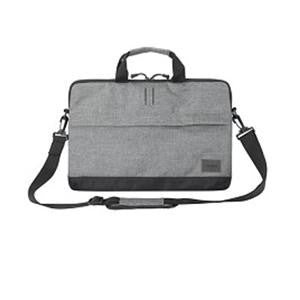 "Targus Strata TSS63204CA Carrying Case for 15.6"" Notebook - Pewter Scratch Resistant - Polyester"