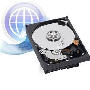 "WD Blue WD5000AAKX 500 GB 3.5"" Internal Hard Drive SATA - 7200 rpm - 16 MB Buffer"