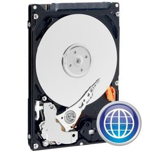WD Blue WD5000LPVT 500 GB 2.5