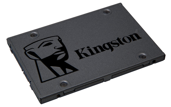 Kingston A400 480 GB Solid State Drive - SATA (SATA/600) - 2.5