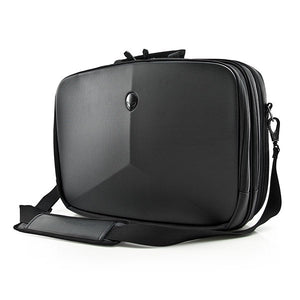 "Mobile Edge Alienware Vindicator Carrying Case (Briefcase) for 18.4"" Notebook - Black Weather Resistant Exterior, Scratch Proof Interior"