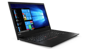 "Lenovo ThinkPad E580 20KS003QCA 15.6"" LCD Notebook - Intel Core i5 (7th Gen) i5-7200U Dual-core (2 Core) 2.50 GHz - 8 GB DDR4 SDRAM - 256 GB SSD - Windows 10 Pro 64-bit (French) - 1920 x 1080 - In-plane Switching (IPS) Technology - Black"