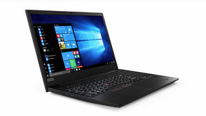 "Lenovo ThinkPad E580 20KS003LCA 15.6"" LCD Notebook - Intel Core i7 (8th Gen) i7-8550U Quad-core (4 Core) 1.80 GHz - 8 GB DDR4 SDRAM - 500 GB HDD - Windows 10 Pro 64-bit (French) - 1920 x 1080 - In-plane Switching (IPS) Technology - Black"