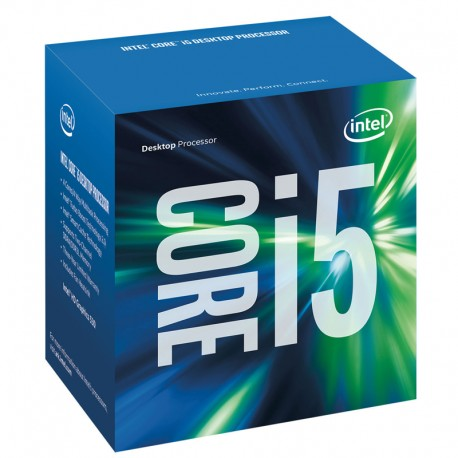 Intel® Core™ i5-7400 Processeur 6M Cache, jusque'à 3.50 GHz