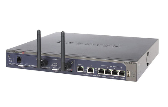 Netgear ProSecure UTM25S Network Security Appliance 6 Port - Gigabit Ethernet - Desktop, Rack-mountable
