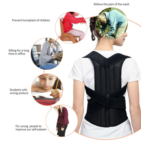 posture corrector improves confidence, for people who sit down alot