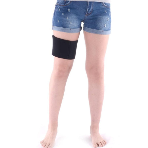 Suspension Support Sleeve For Knee Brace - NuAge Products Comfyorthopedic