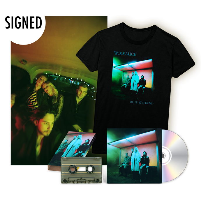 WOLF ALICE - THE CD & T-SHIRT SET | OFFICIAL STORE