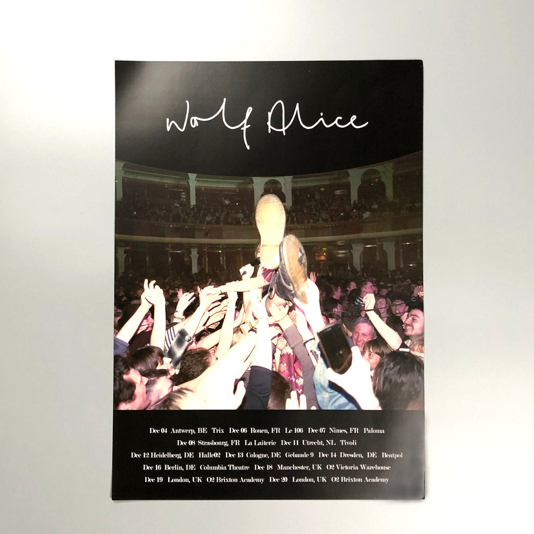 Crowd Surf - Poster