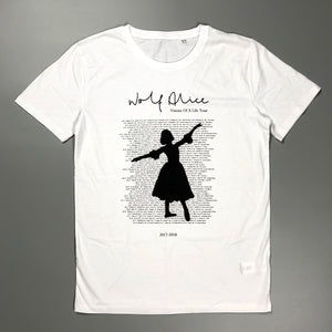 "Wolf Alice ""Visions Of A Life"" Tour T-Shirt"