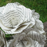 Wuthering Heights Paper Flowers