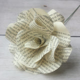 Wuthering Heights Paper Rose