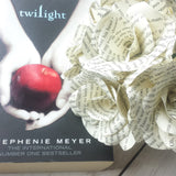Twilight Saga Book Paper Roses