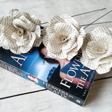 Flowers In The Attic Book Paper Roses