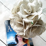 Flowers In The Attic Book Paper Flowers