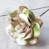 Peter Rabbit Paper Rose