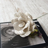 Jane Eyre Paper Flower