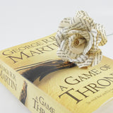 Single Game of Thrones Paper Rose