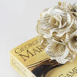 Games of Throne Paper Roses