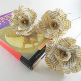 Harry Potter Paper Flowers
