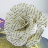 Harry Potter Paper Rose