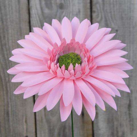 Gerbera Daisy - Realistic Paper Flower - Table Decorations, Weddings