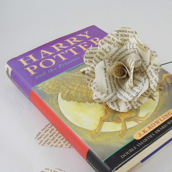 Harry Potter Paper Flower