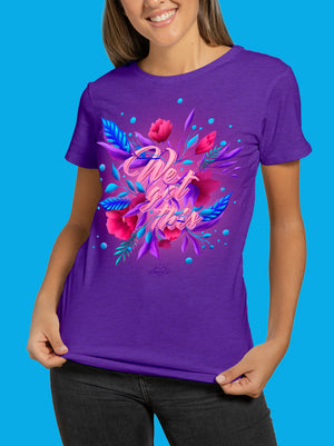 Playera We Got This para Mujer - UrbanHangers