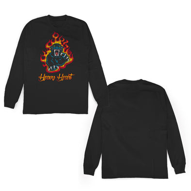 Heart Like A Stone Long Sleeve