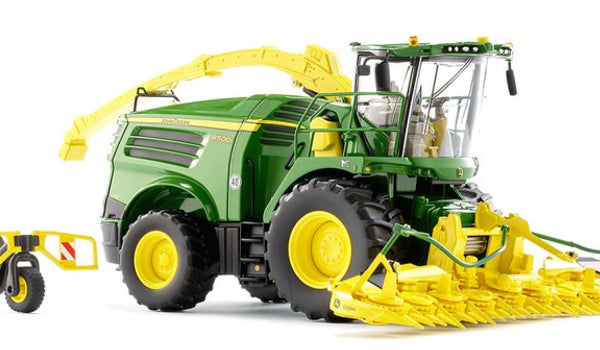 Meet the 1:32 Wiking 8500i Harvester